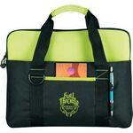 Tuck Compu-Brief with Laptop Sleeve Logo Printed