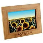 Custom Imprinted Bamboo Photo Frame