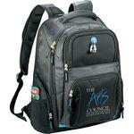 Zoom® Checkpoint Friendly Compu-Backpack Custom Printed