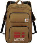 Carhartt Signature Standard Work Compu-Backpack Imprinted Logo