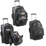 "Logo Branded High Sierra® 22"" Wheeled Carry-On with DayPack"