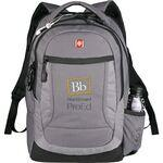 Custom Imprinted Wenger Spirit Scan Smart Compu Backpack
