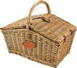 Picnic Time Piccadilly Picnic Basket Custom Imprinted