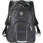 "Logo Branded High Sierra® Elite Fly-By 17"" Computer Backpack"