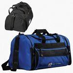"Excel Sport Deluxe 20"" Duffel Bag Custom Embroidered"