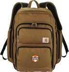 "Carhartt® Signature Deluxe 17"" Computer Backpack Custom Printed"