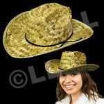 Adult Cowboy Hat w/ Imprinted Band Personalized