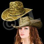 Adult Barn Dance Hat-Imprintable Bands Available Personalized