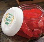 Custom Printed Jelly Bellys in Small Snack Canister
