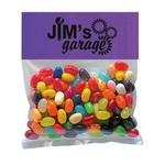 Jelly Bellys in Small Header Pack Logo Branded