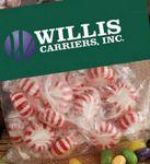 Jelly Bellys in Small Header Pack Custom Imprinted