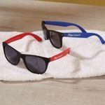 Rubberized Sunglasses Custom Printed