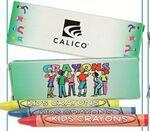 Custom Printed 3 Pack Crayons