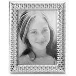 Custom Imprinted Reed & Barton Wristband Silver Plate 5 X 7 Picture Frame