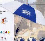 Custom Printed The Revolution Non Vented Wind Resistant Automatic Folding Umbrella