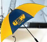 Logo Printed Domestic Fiberglass Golf Umbrella