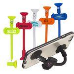Goofy™ Group Bendy Pen/Phone Stand Logo Branded