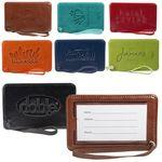 Logo Branded Venezia™ Luggage Tag