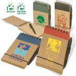 Pocket Eco-Note Jotter Logo Printed