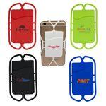 Prime Line® Stretchy Mobile Device Pocket Logo Branded