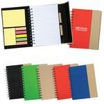 Recycled Magnetic Journalbook Custom Imprinted