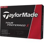 TaylorMade Tour Preferred X Golf Ball (Factory Direct) Custom Branded