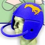 Foam Promo Football Helmet Logo Branded