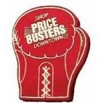 "Boxing Glove Foam Hand Mitt (13"") Logo Branded"