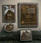 Medium Weave Plaque Custom Printed
