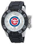 Logo Printed Officially Licensed Team Sport Watch W/ Rubber Strap.
