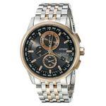 Citizen Men's World Chronograph Two-Toned Bracelet Watch from Pedre Custom Imprinted