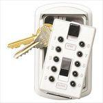 KeySafe Original Slimline - White Logo Branded