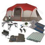 Home Away From Home Camping Package Custom Printed