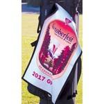 Logo Printed Colorfusion™ Hot Scrubber Golf Towel™