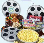 Promotional Large Film Reel Tin - Movie Pack