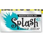 Custom Imprinted Square Cut Vinyl Decal 42 to 56 Square Inches
