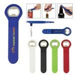 3-In-1 Drink Opener  Custom Imprinted