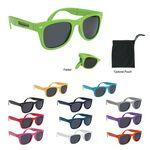 Promotional Folding Malibu Sunglasses
