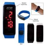 Rectangle Unisex Digital LED Watch Branded
