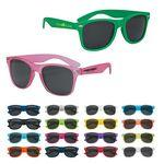 Promotional Velvet Touch Malibu Sunglasses