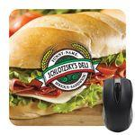 Promotional Computer Mouse Pad - Dye Sublimated - 6""