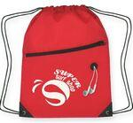 Hit Sports Pack With Front Zipper Custom Embroidered