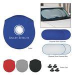 Collapsible Automobile Sun Shades Custom Imprinted