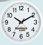 "16"" Giant Wall Clock Branded"
