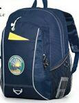 Atlas Computer Backpack Blue Custom Embroidered
