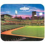 "8"" x 9-1/2"" x 1/8"" Full Color Hard Mouse Pad Custom Imprinted"