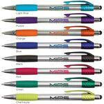 Premium Pen with Stylus Tip Imprinted Logo