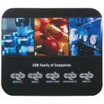 "Custom Printed 7"" x 8"" x 1/16"" Full Color Soft Mouse Pad"