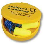 Personalized Corded Ear Plug Kit