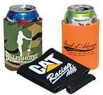 Open Cell Can-Tastic® Beverage Insulator (1 Color/ 1 Location) Custom Imprinted